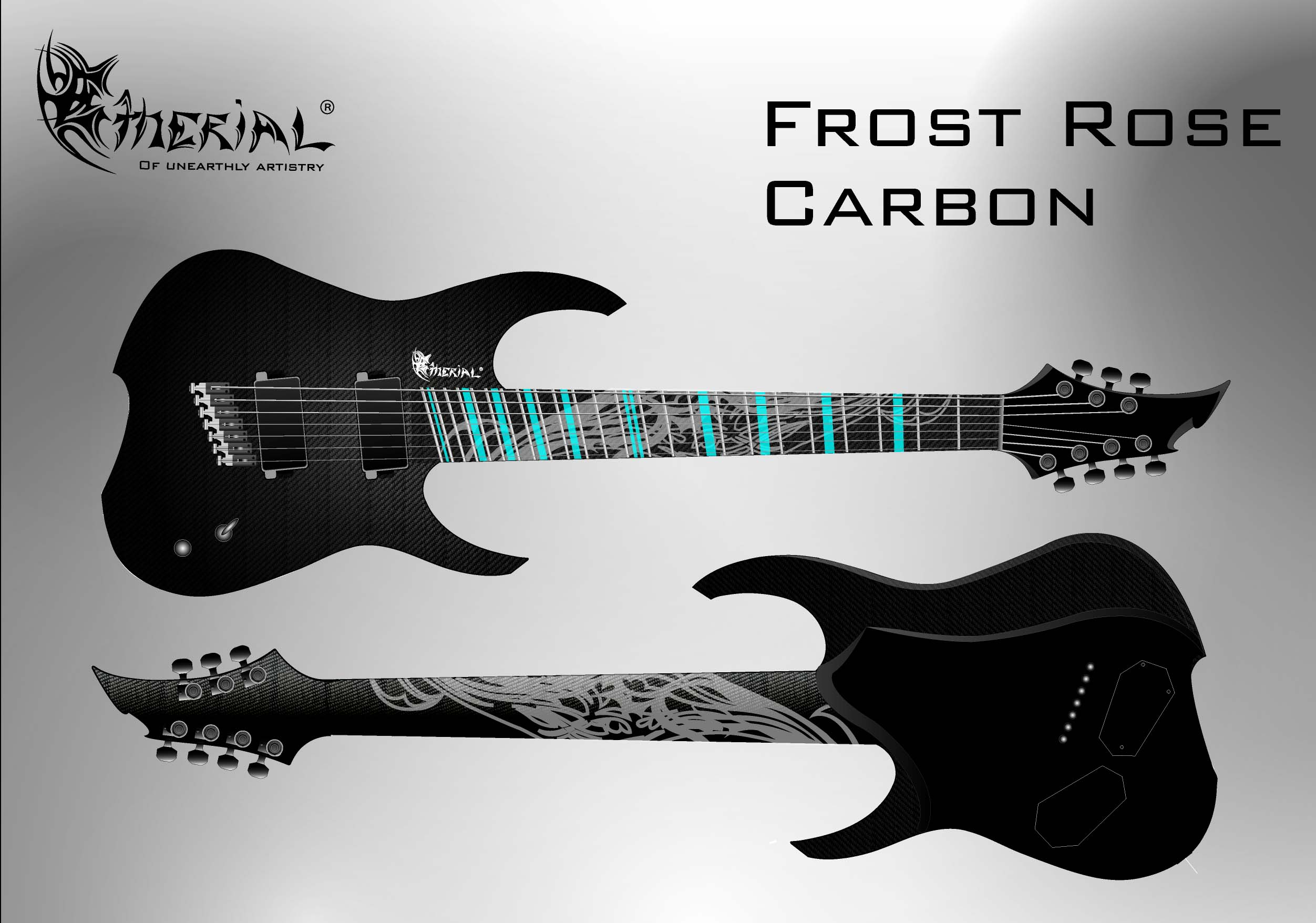 FROST ROSE carbon