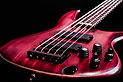 A 5 String Bass Guitar