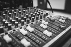 Studio board to mix both reciordings and live sound performances