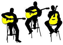 Guitar ensemble chamber music