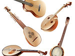 Folk and ethnic instrument collection