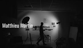 Matthieu Martin artiste