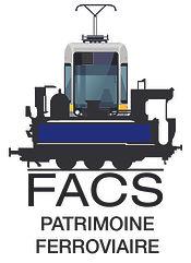 Logo FACS Patrimoine Ferroviaire