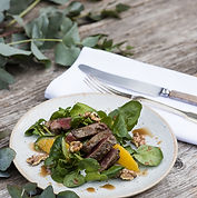 PIGEON-BREASTS-WITH-ORANGE-WATERCRESS-WA
