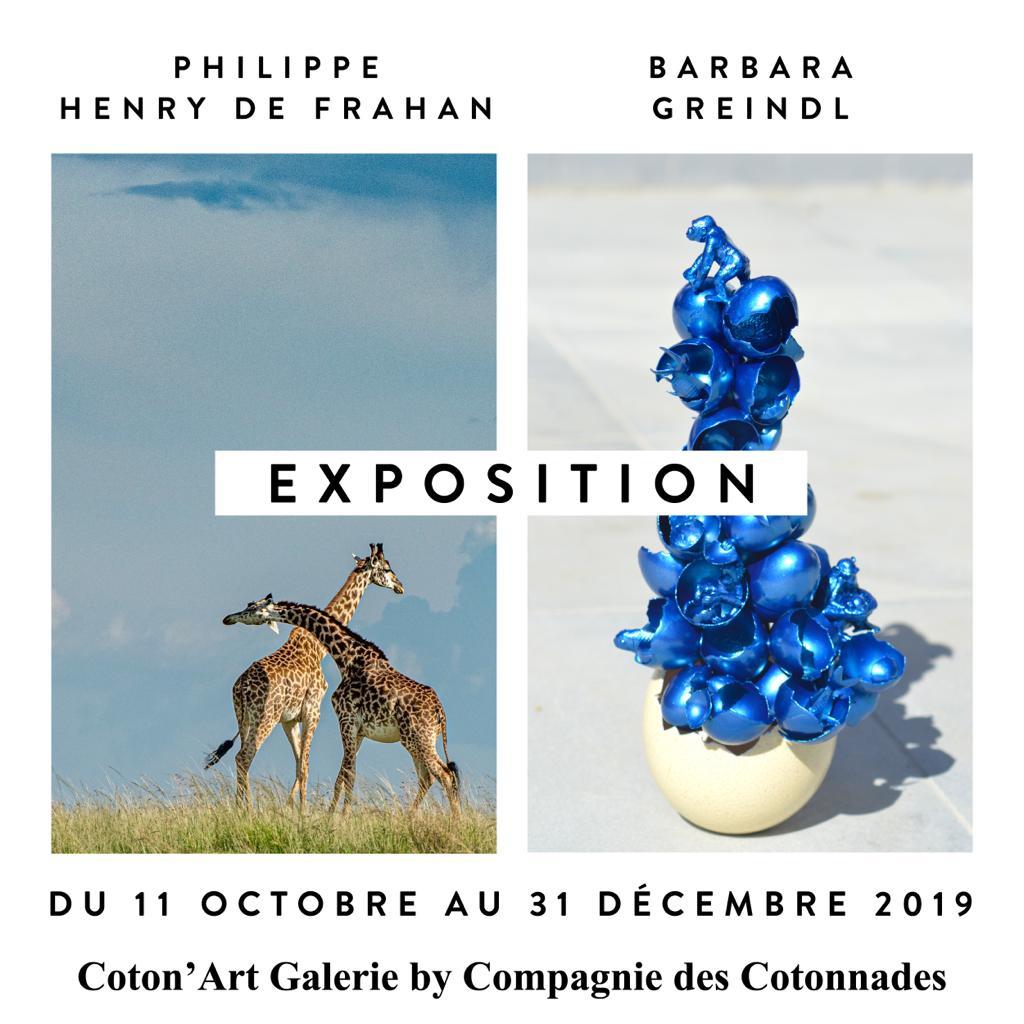Exposition Galerie Coton'Art