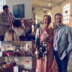 Expo à Knokke par la Maison Roger