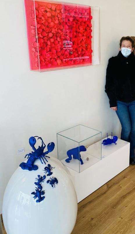 Exposition à Knokke @ la galerie Answer