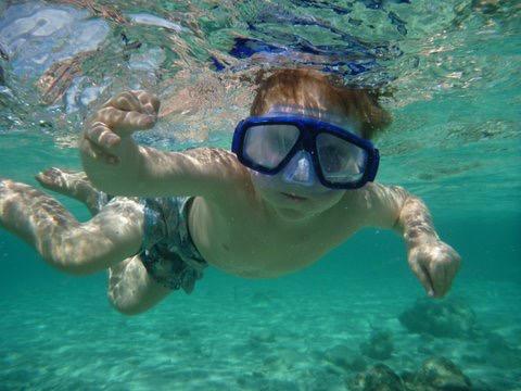 Ahren Diving