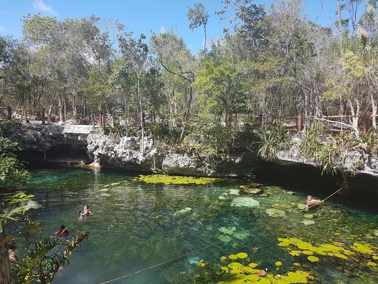 Cenote Nicte Ha