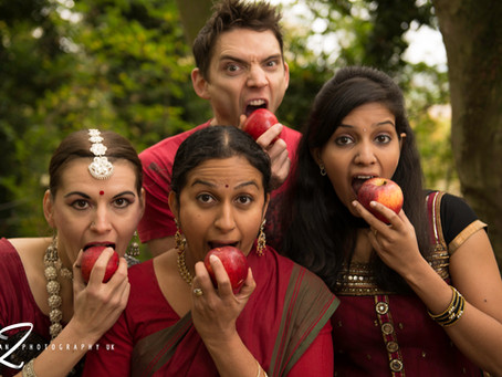 Apple 'n' Spice by Sanskruti Dance