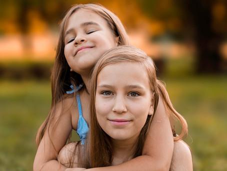 Isabel & Emily