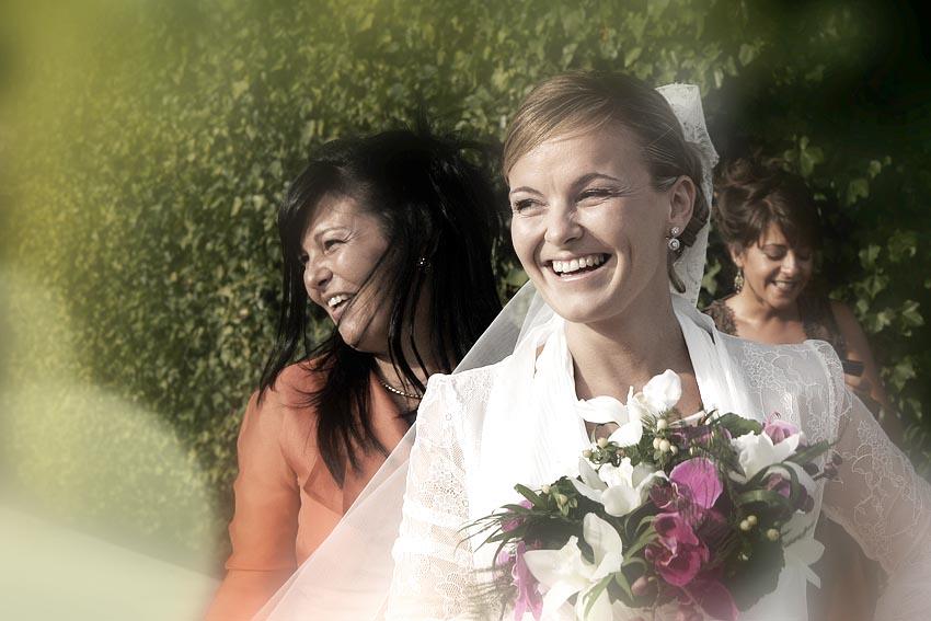 Fotos de boda naturales