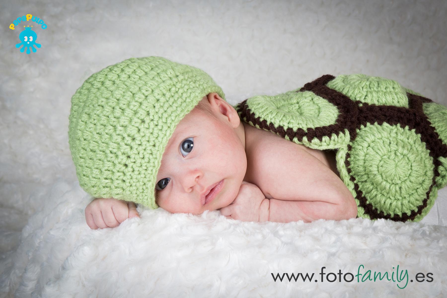 Tortuguita bebé