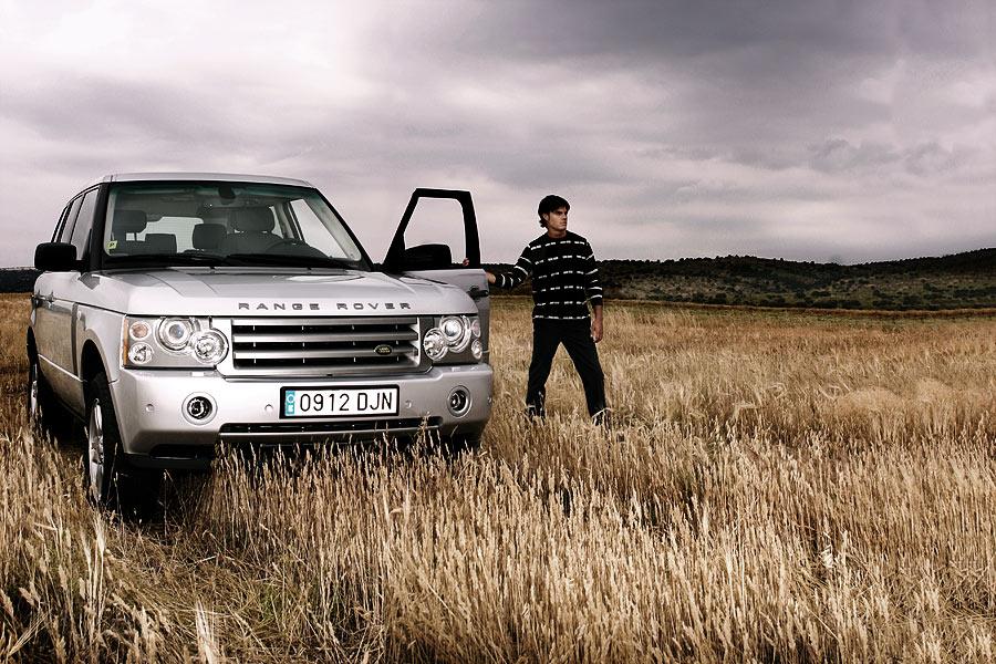 Producción Range Rover