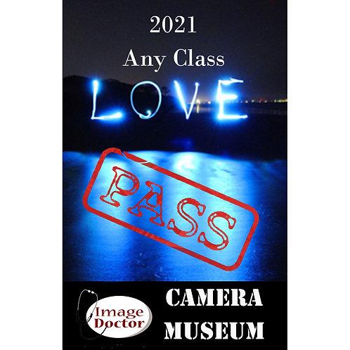 2021 Any Class Pass