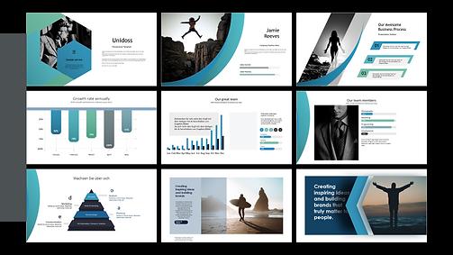 High Quality PowerPoint Präsentationen