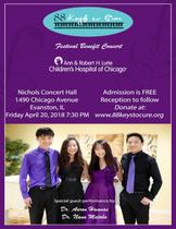 NICU Benefit Concert