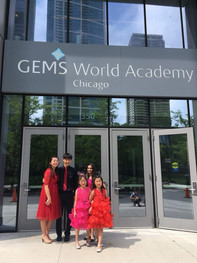 GEMS World Academy Concert