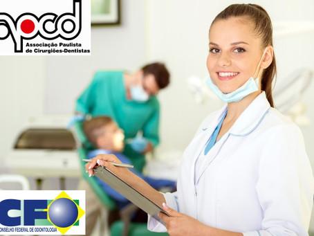 Funções que a Auxiliar Odontológica ( ASB ) não pode exercer.