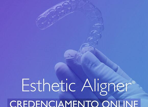 Credenciamento Online Esthetic Aligner