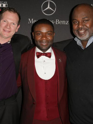 #AAFCAOSCARS : A LOOK INSIDE THE EXCLUSIVE @THEAAFA AND #MBUSA OSCAR VIEWING PARTY