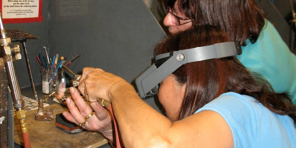 Metalsmithing in Argentium™