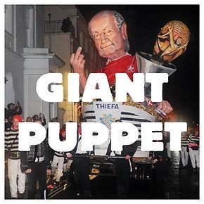 Giant Puppet Workshop Square - Joe Ridea