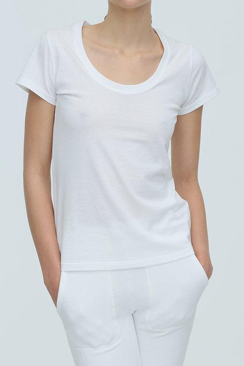 クルーネック 半袖Tシャツ