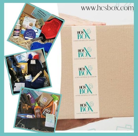 Box mensuel HCS BOX