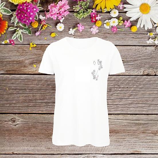 Tee-shirt My Horse Bloom