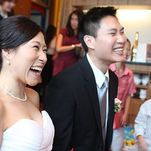 Mr. & Mrs. Lim