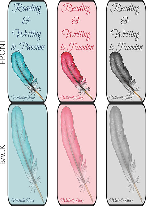 Quill Bookmark