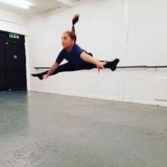 Group Intermediate Dance Class