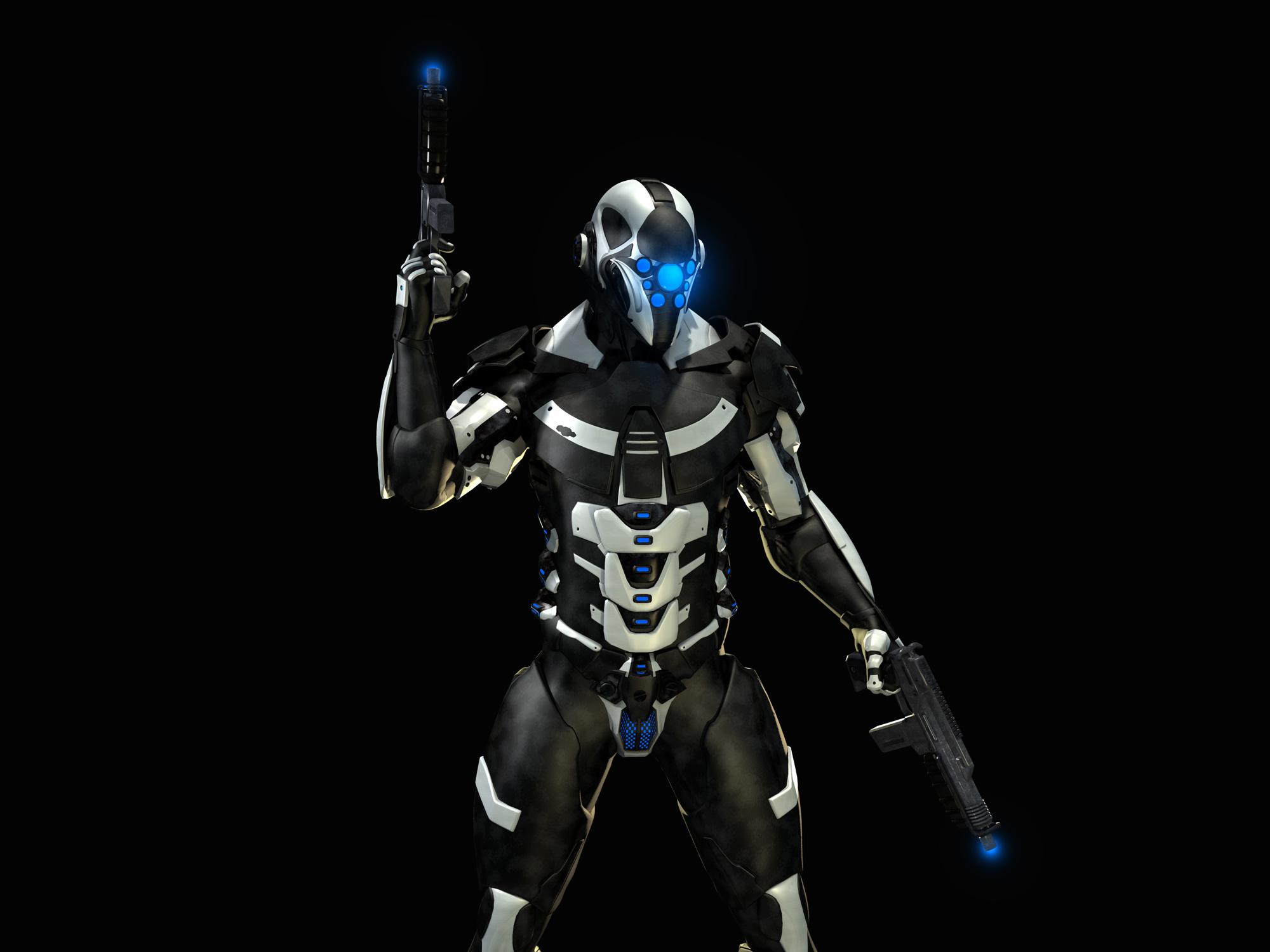 Soldier Robot
