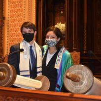 Central Synagogue Bima