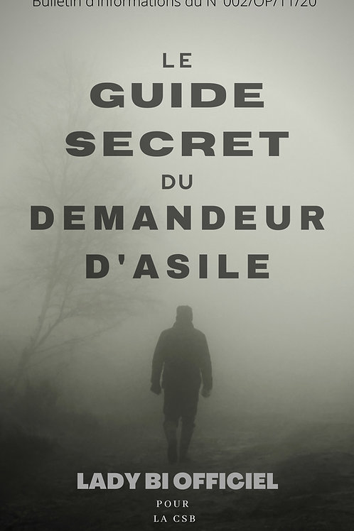 Guide du DEMANDEUR D'ASILE