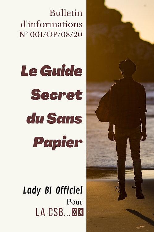 Guide du SANS-PAPIER