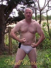 Deano - The Pitbull Warrior