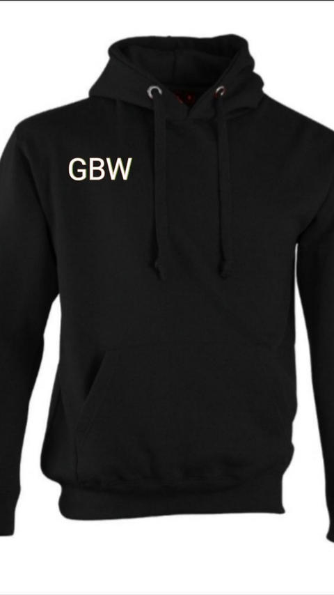 Hoodie's are priced at £20 plus p+p