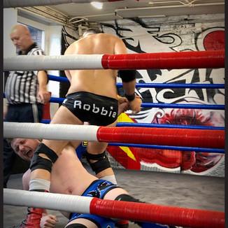 Robbie Neill v Matt (John Crabtree ref)