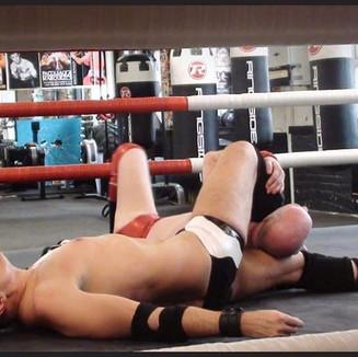 Robbie Neill v Pitbull Warrior