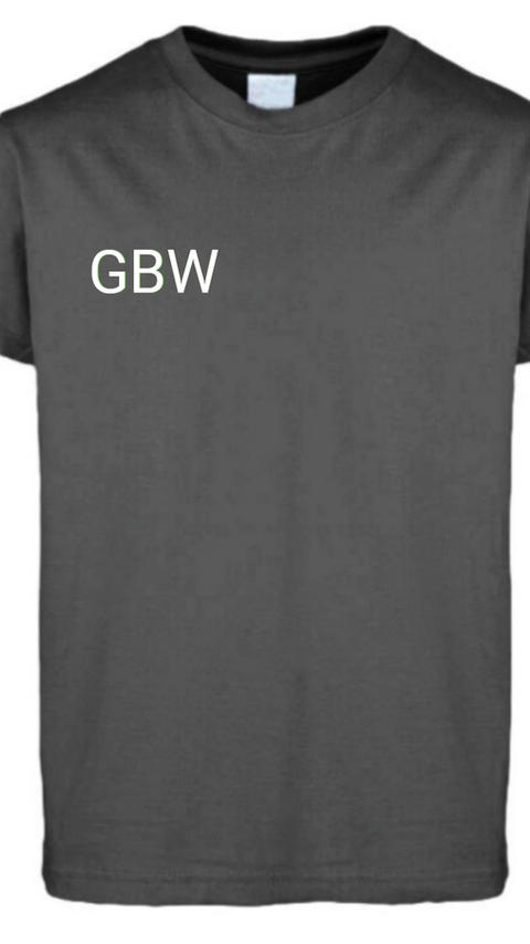 T-shirt's are priced at £12 plus p+p