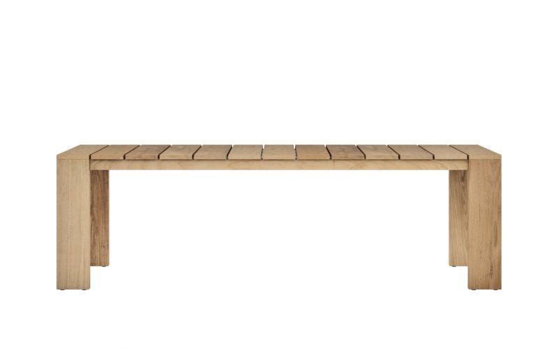 Mesa de Jantar Wood II / Wood II Dining Table