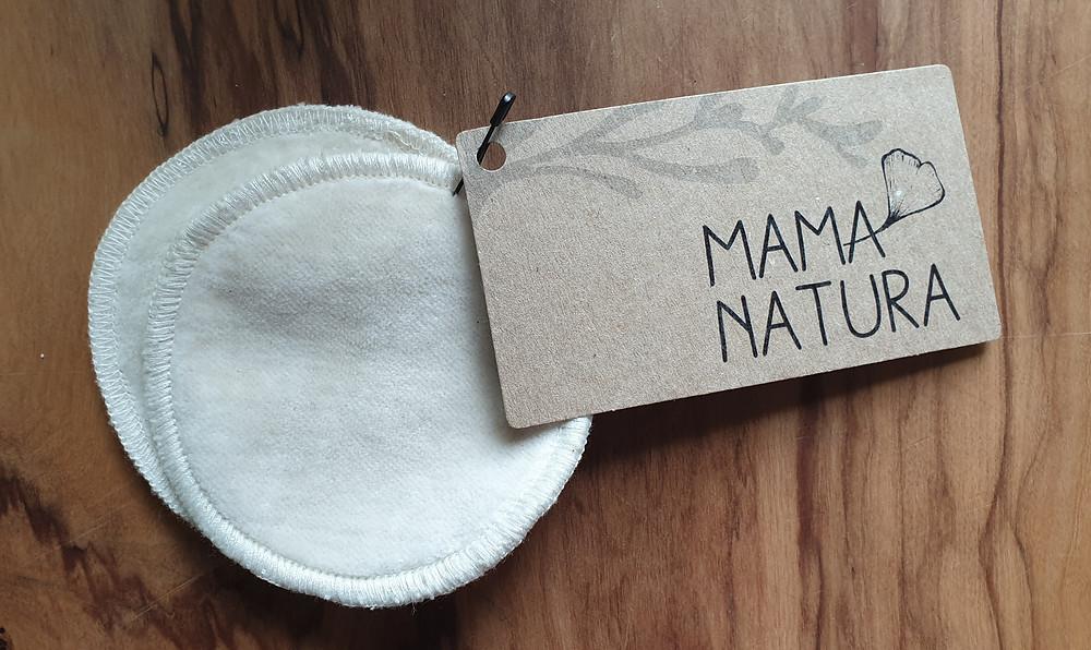 Mama Natura Cotton Pads
