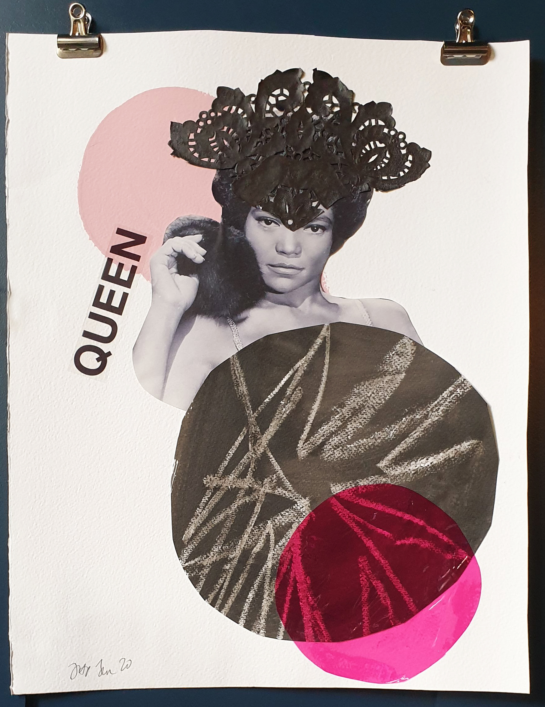 """Queen"" Collage 2020"