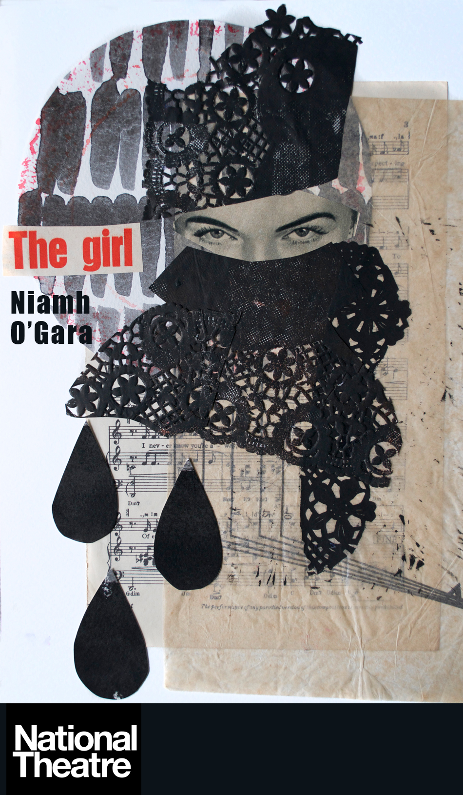 """The Girl"" - Theatre Programme"