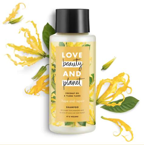 Love, Beauty & Planet Shampoo