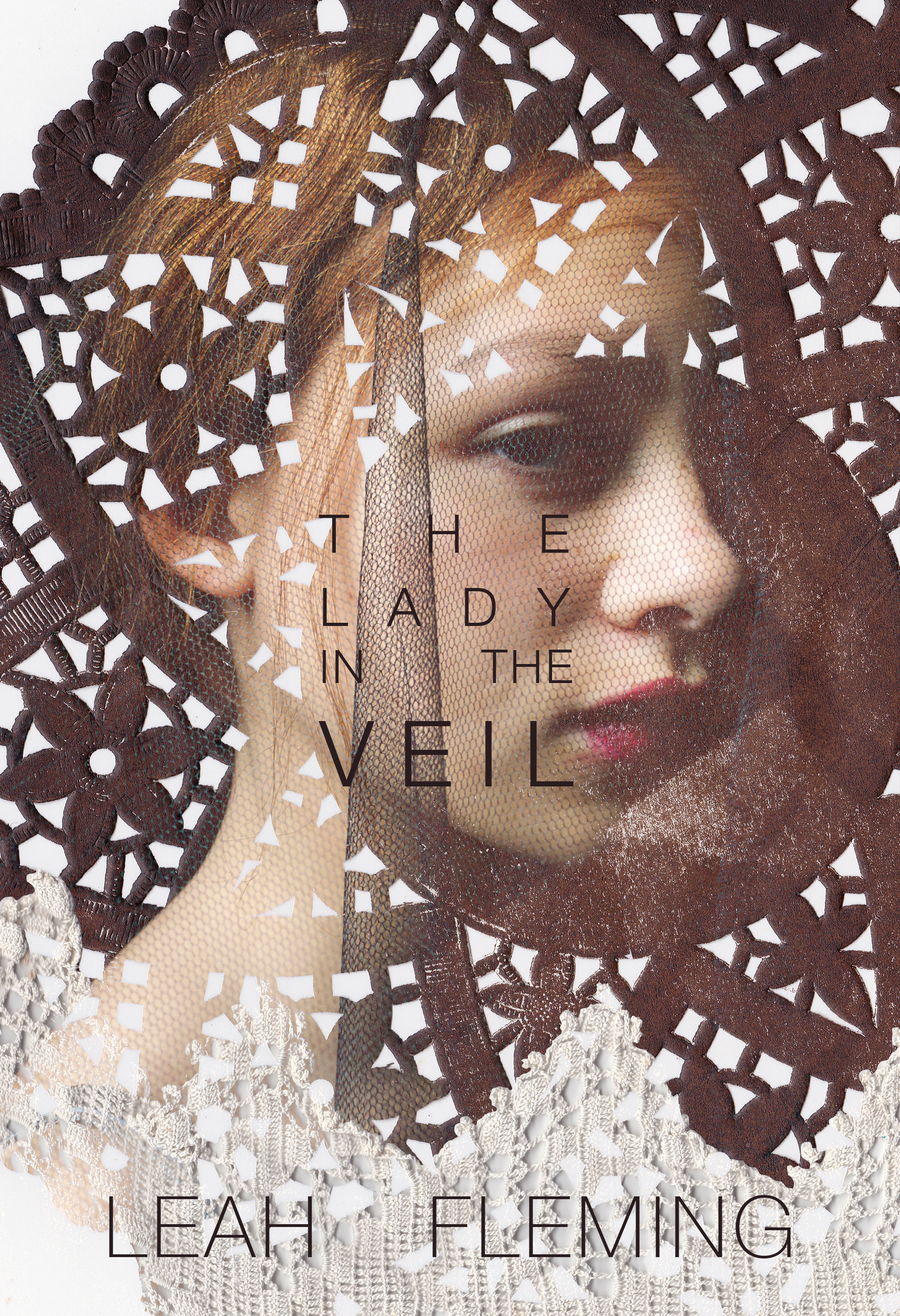 The Lady In The Veil Book Cover