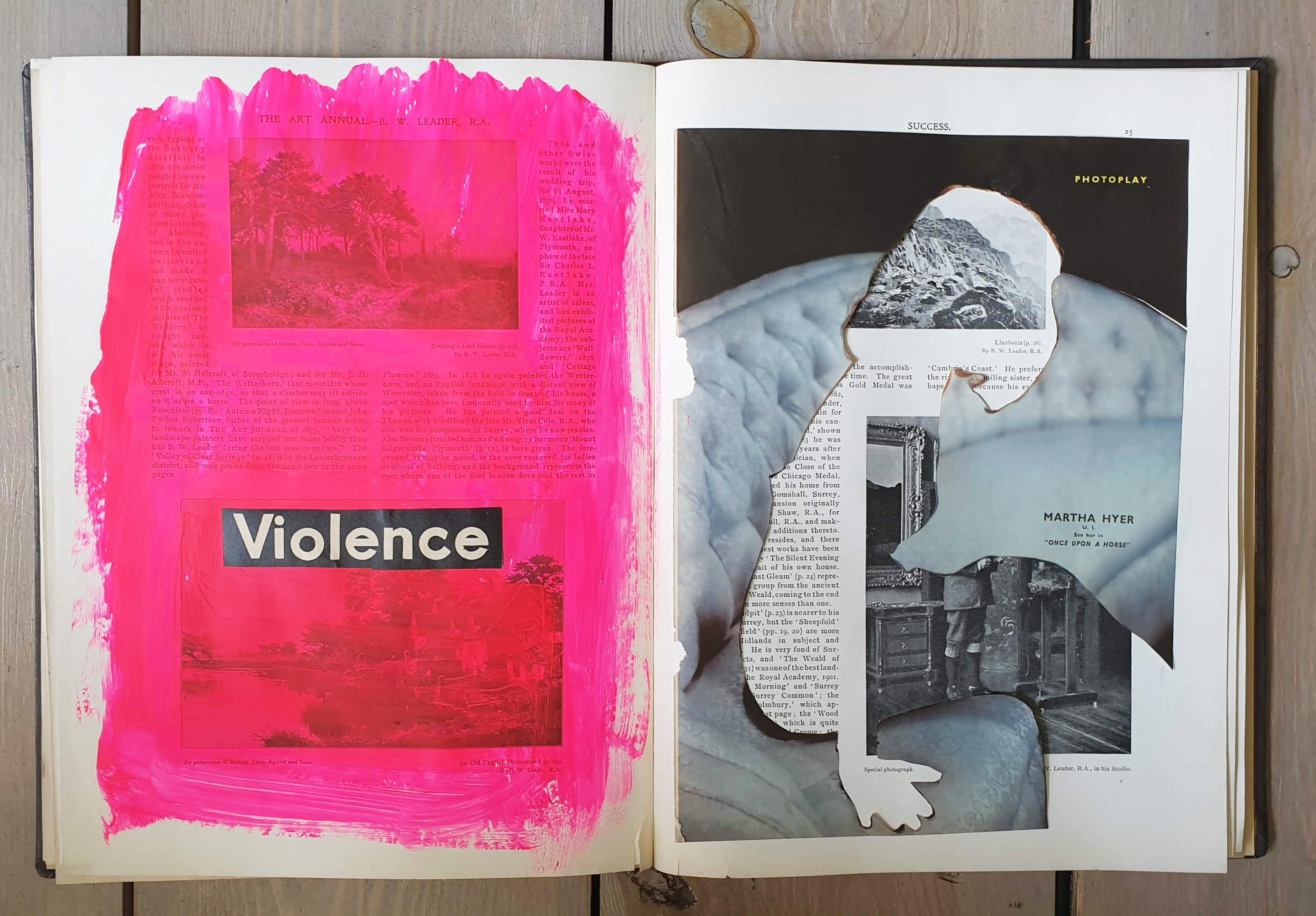 """Violence"""