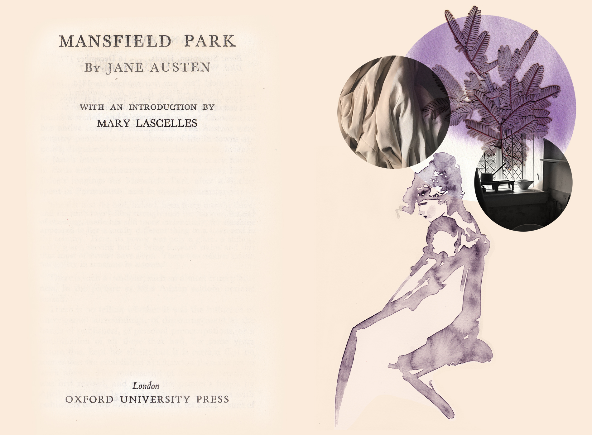"""Mansfield"" Park Illustrations"